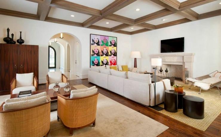 Belle maison familiale dans les environs de Dallas | Vivons maison