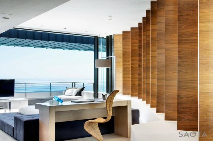 La Villa De Luxe Moderne Se Devoile : Luxe et standing extrême de cette belle demeure sud africaine