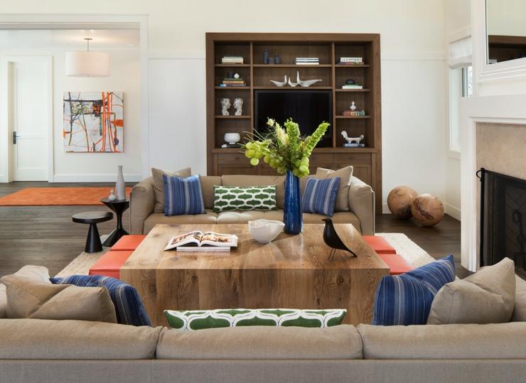 Belle demeure dans les terres californiennes vivons maison for A total concept salon