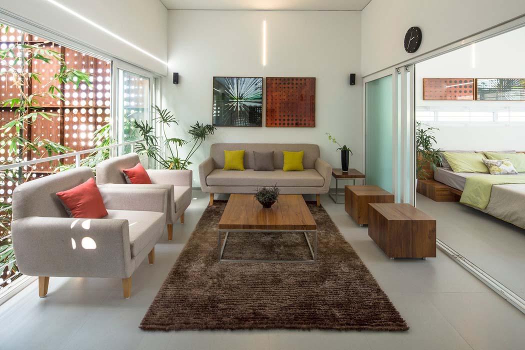 Maison familiale l agencement et architecture originale kerala en inde vivons maison - Maison de campagne familiale darryl design ...