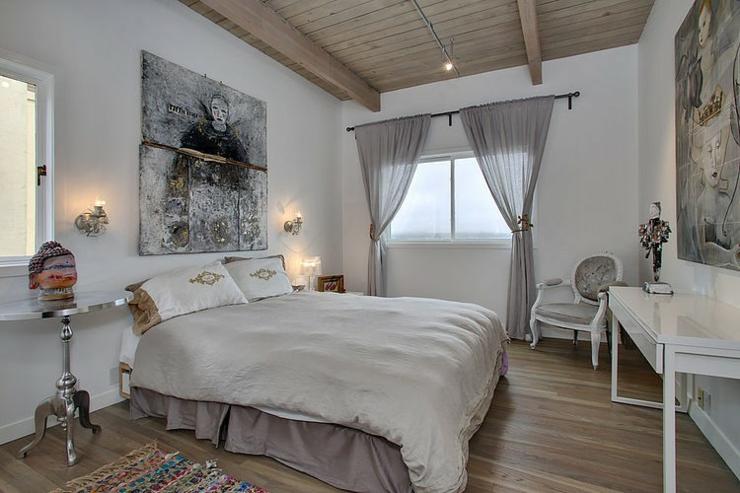 Jolie maison moderne la d coration clectique vivons maison for Deco maison moderne blanc