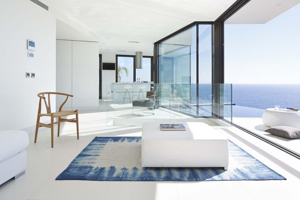 Belle maison de vacances avec vue panoramique sur la c te costa brava vivons maison - Villa de vacances vogue interiors ...