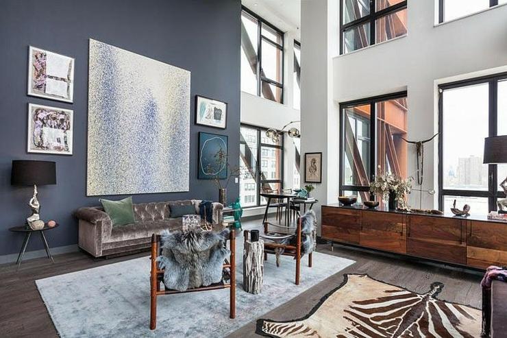 Bel appartement à Brooklyn au design éclectique  Vivons maison