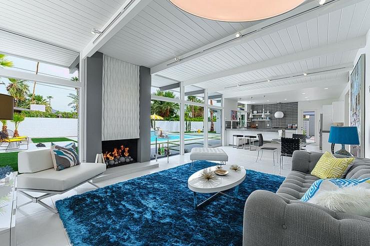 Belle demeure contemporaine californienne à Palm Springs | Vivons ...