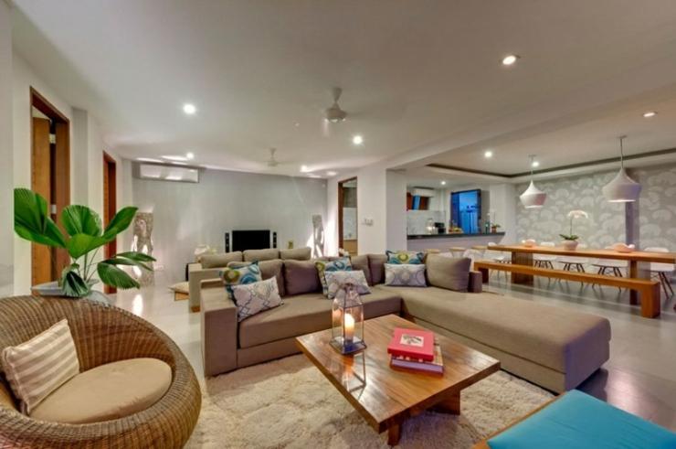 Belle villa louer pour un d paysement complet vivons maison for Decoration des villas