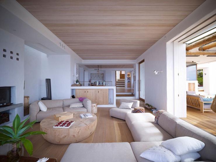 Villa de luxe coogee sur la c te australienne vivons maison - Interieur minimaliste villa de vacances block ...