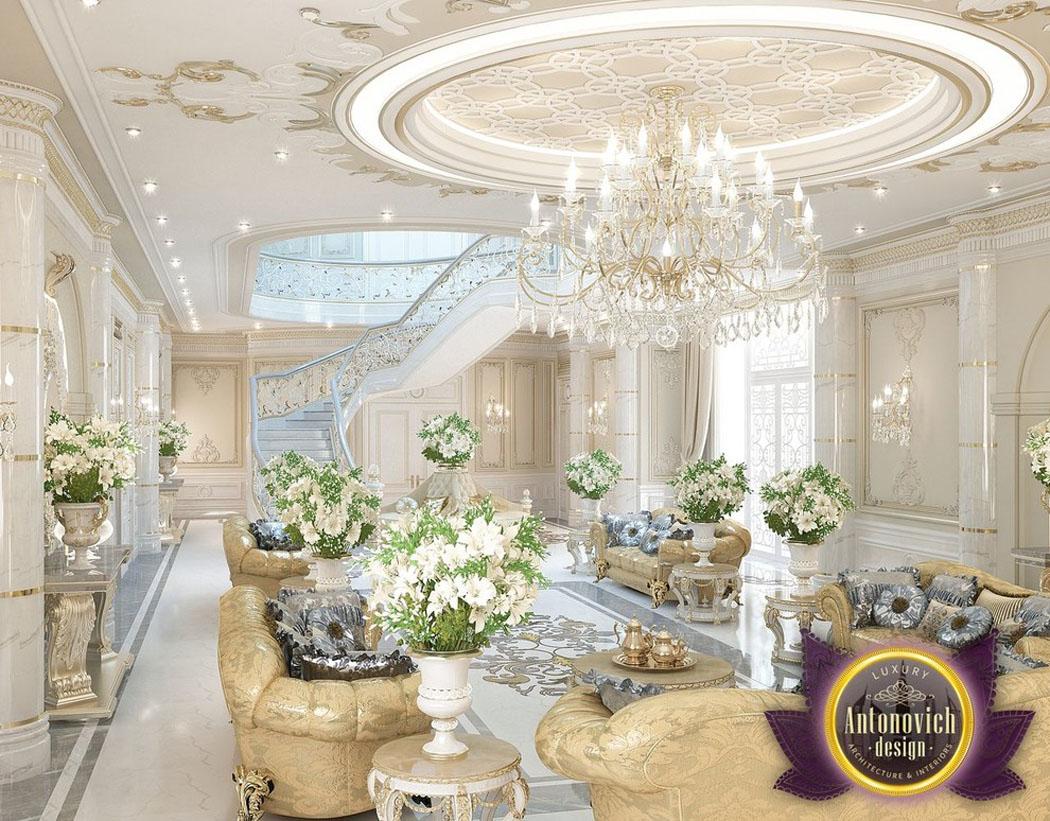 Decoration Salon Maison Luxe