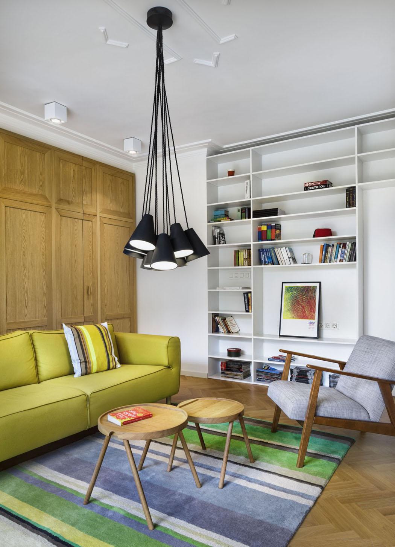Appartement de ville en bulgarie au design int rieur frais for Design interieur appartement