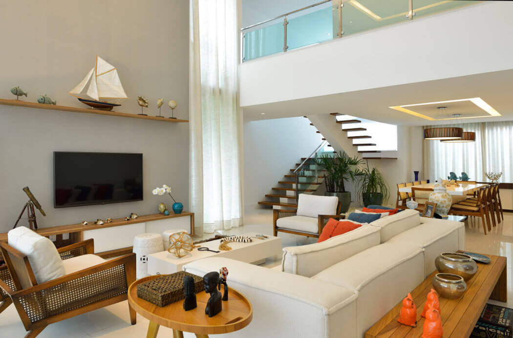 Une Belle Maison De Vacances Moderne Situ E Sur La C Te