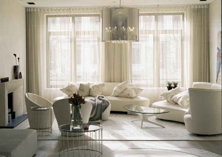 Design Intrieur Moderne Dune Belle Maison Londonienne