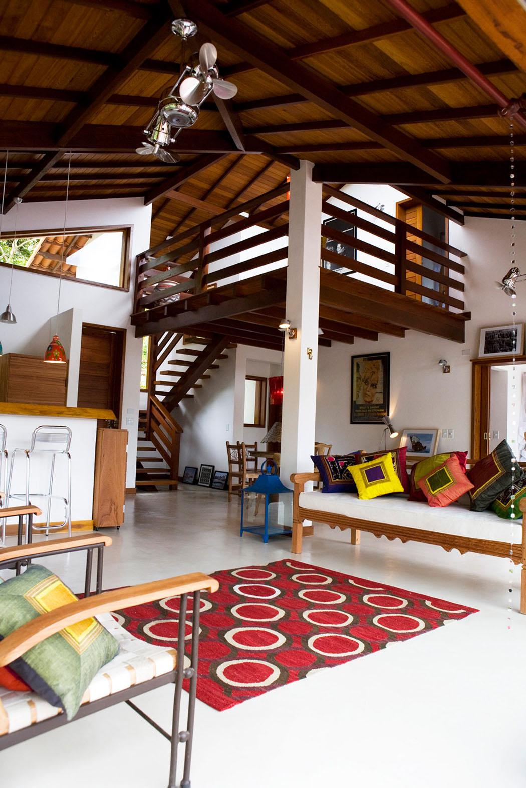 Interieur maison atypique maison moderne for Interieur maison original