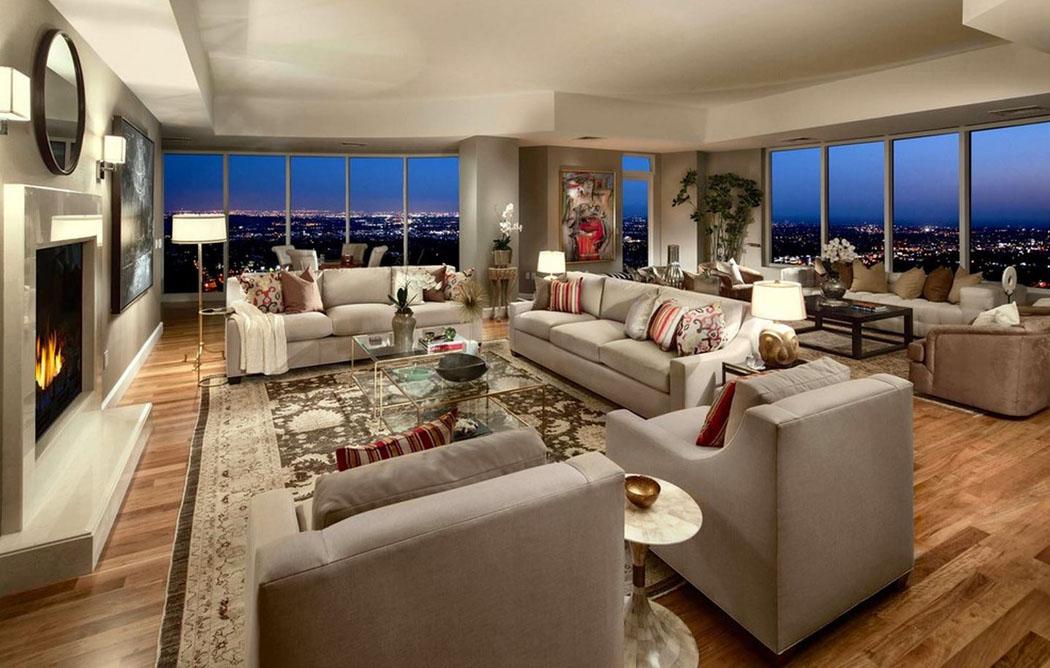 Projets D Appartement Avec Vue Imprenable Sur La Ville