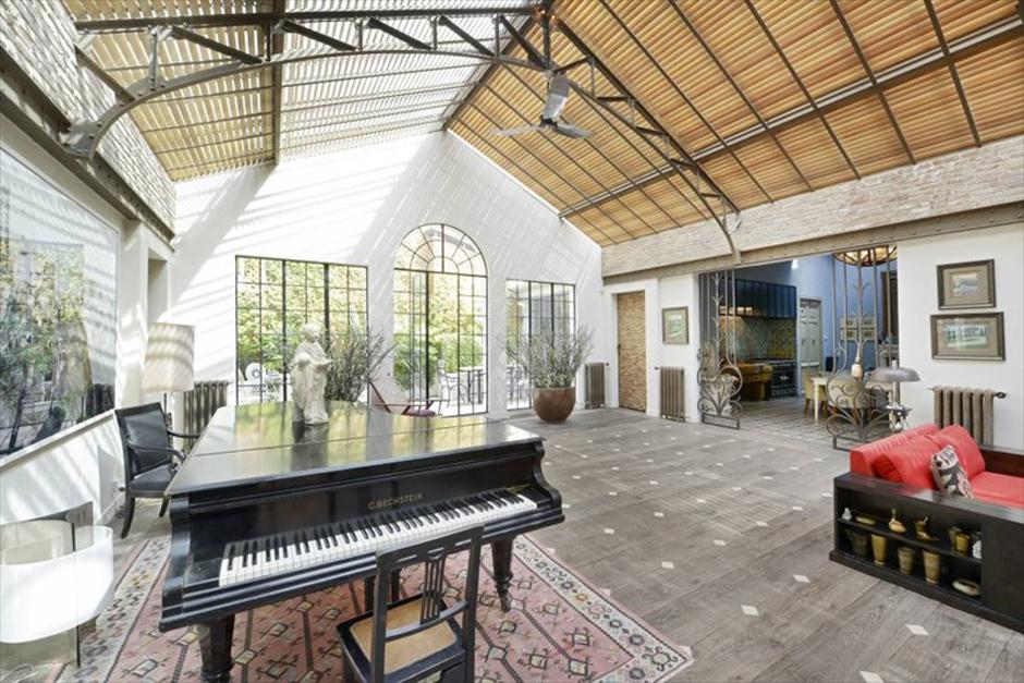magnifique propri t de prestige paris xi me arrondissement vivons maison. Black Bedroom Furniture Sets. Home Design Ideas