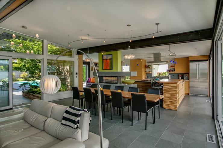 Maison de ville entièrement rénovée à Seattle | Vivons maison