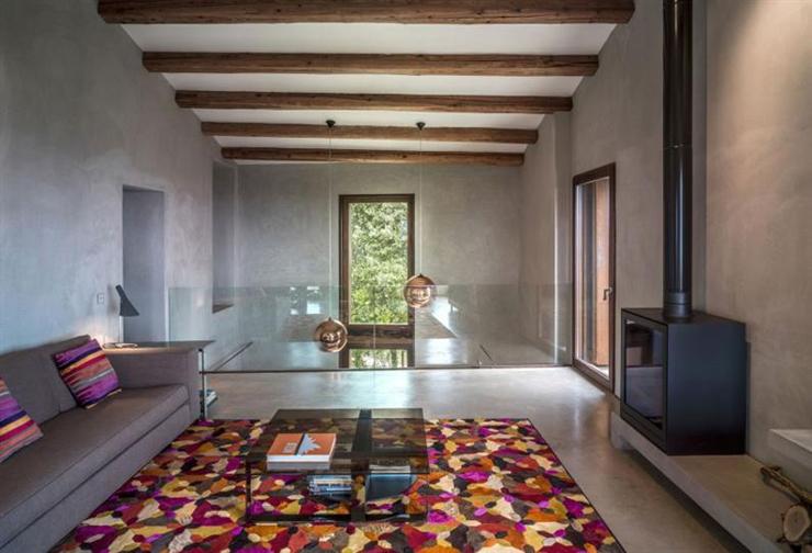 Maison Ancienne R Nov E Avec Vue Imprenable En Catalogne