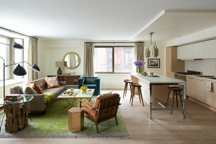 Petit Appartement Design Au C Ur De Manhattan Vivons Maison