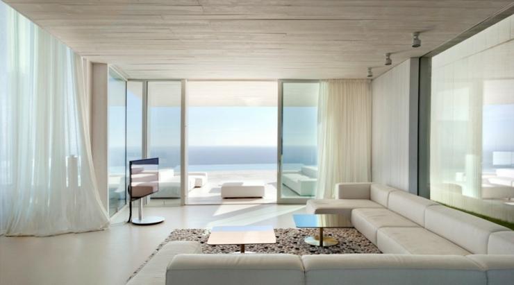 Maison De Luxe Interieur. Chambre Moderne Et Originale Maison ...