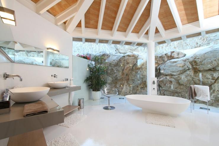 salle de bain moderne 2014 de luxe r sidence de haut standing sur la c - Salle De Bain Moderne De Luxe