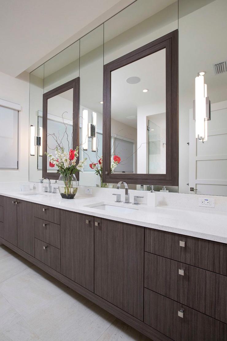 Maison contemporaine en Floride au design luxueux et élégant ...
