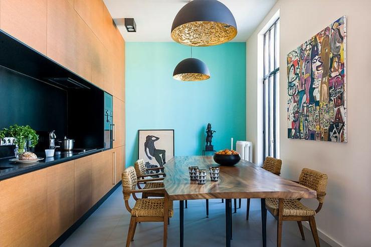 File Decoration Designs: Logement Citadin à La Décoration Design Artistique à
