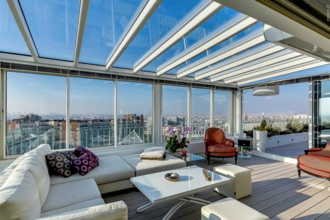 appartement avec vue sur paris