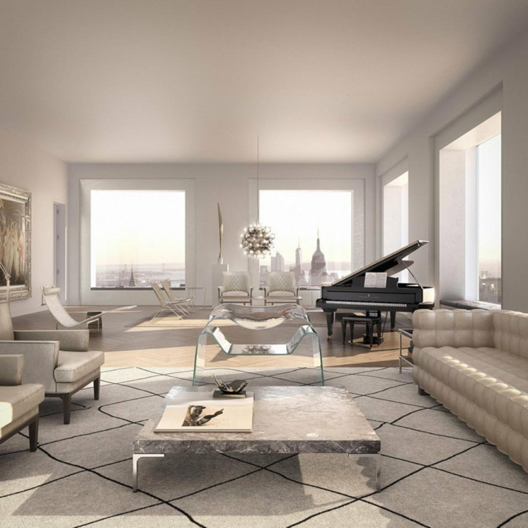 appartement de grand standing manhattan