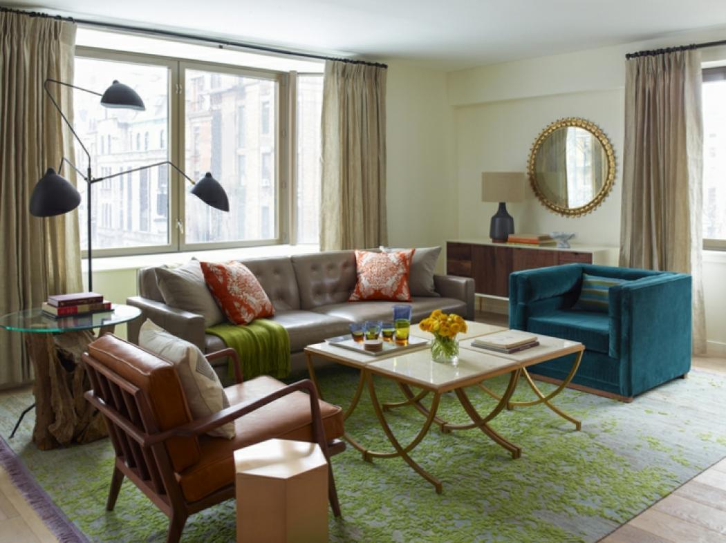 Petit appartement design au c ur de manhattan vivons maison - Ameublement design appartement russe ...
