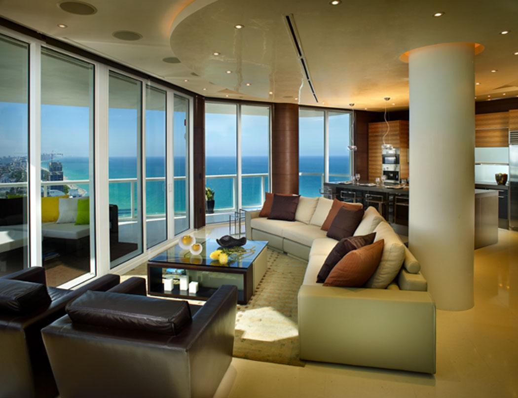 Belle r sidence de vacances miami beach au design - Appartement de vacances styleshous design ...