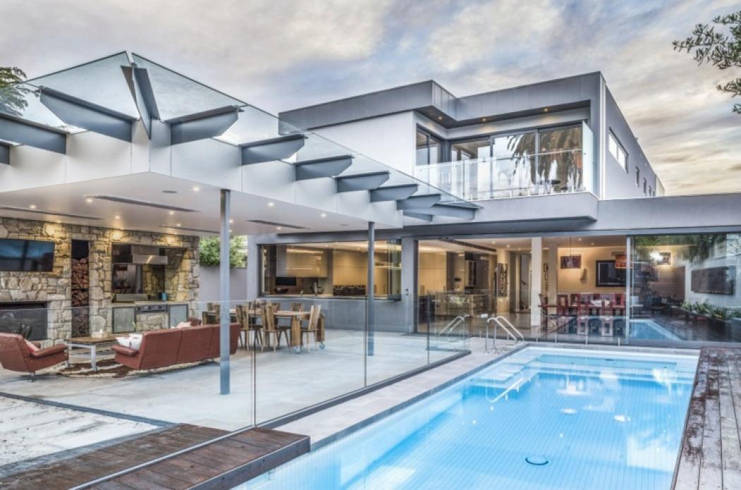 Jolie maison d architecte melbourne vivons maison - Maison architecte contemporaine moderne melbourne ...