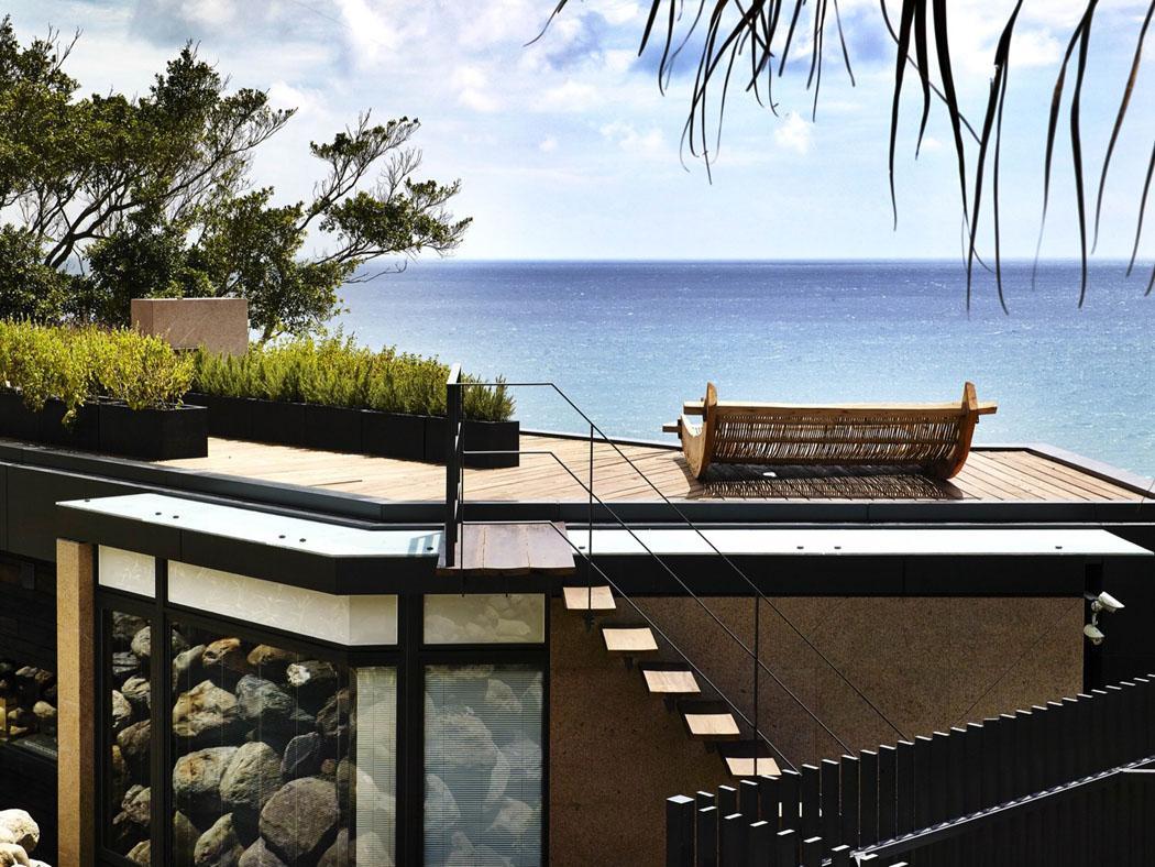 vue panoramique sur mer villa à louer