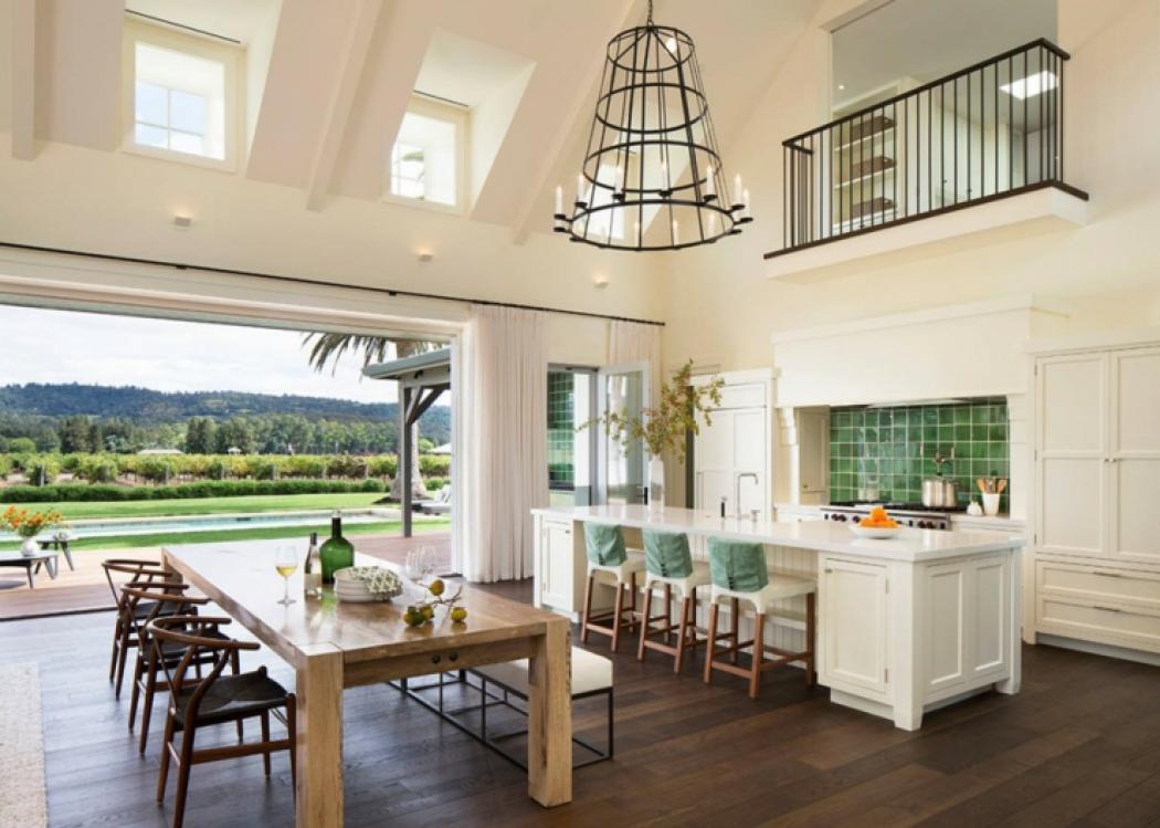 Belle demeure dans les terres californiennes vivons maison - La demeure moderne gb house par mmeb architects ...
