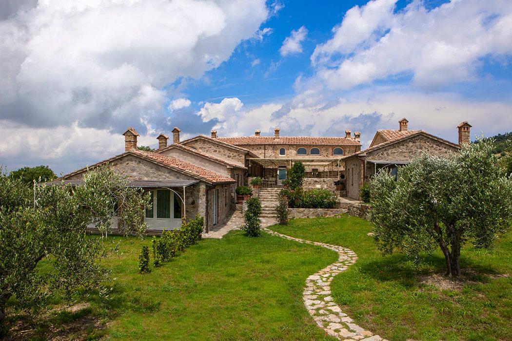 bel hôtel campagne Toscane vacances en Italie