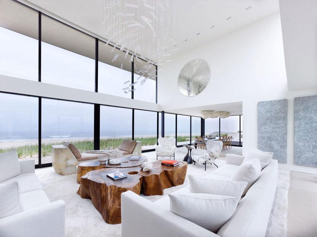 Interieur Maison Moderne Architecte une belle maison de vacances près de new york à l