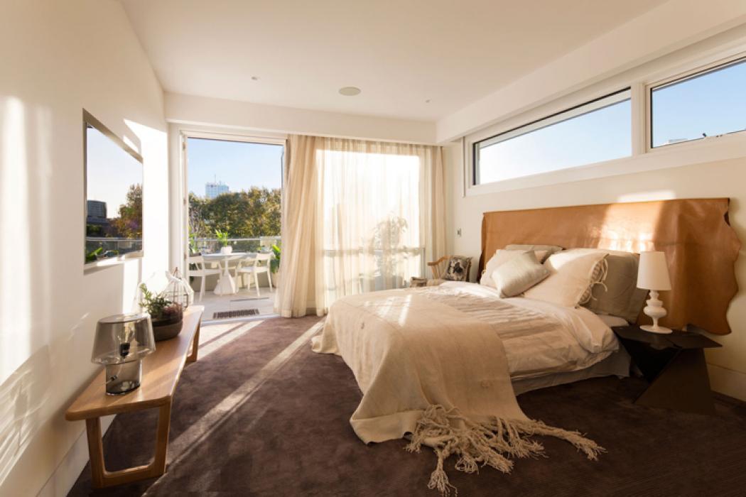 chambre intérieur moderne luxueux design