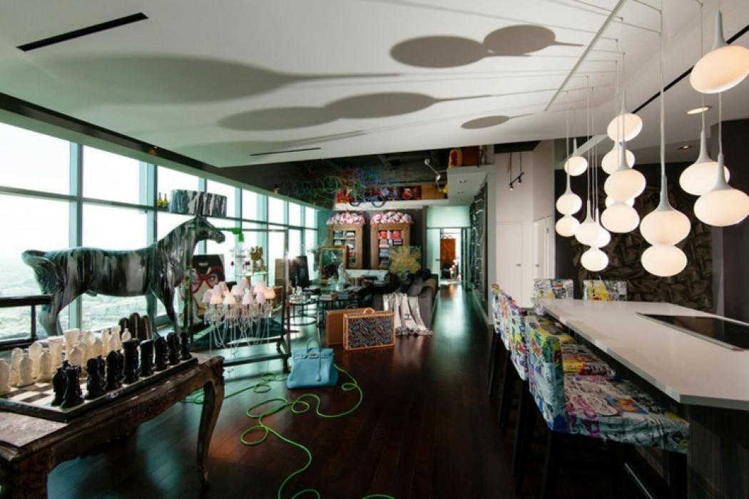 Appartement à Los Angeles à la déco design créative | Vivons maison