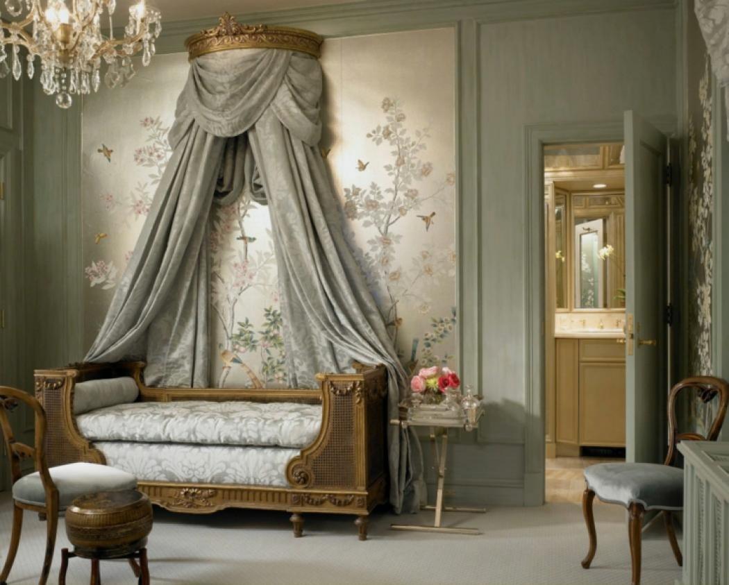 Intérieur Classique Ancien Renaissance