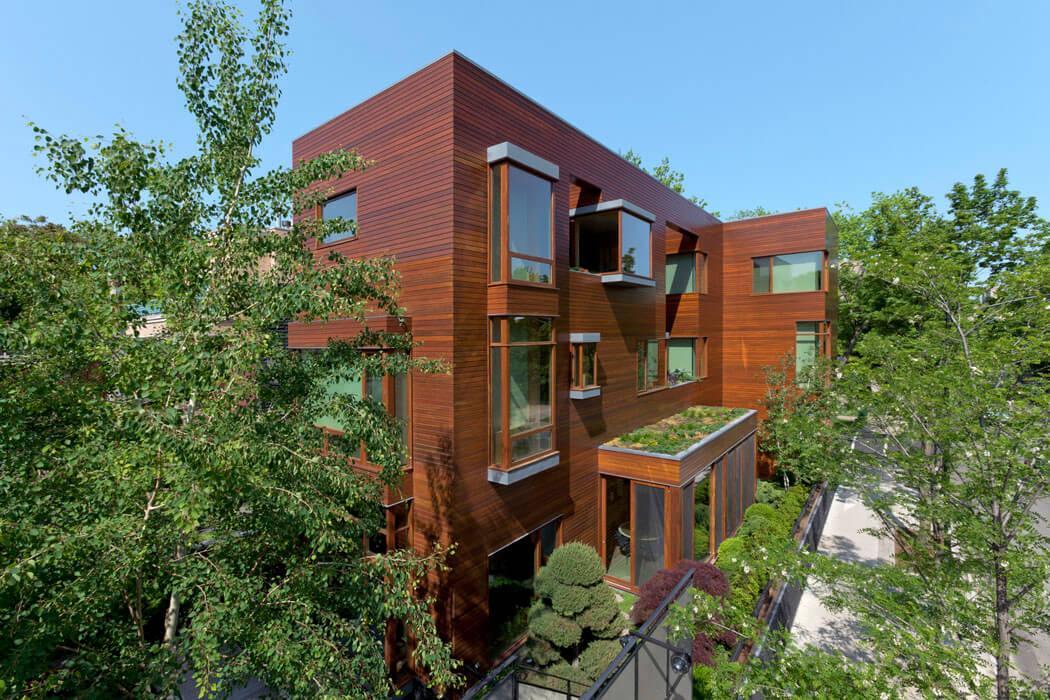 architecture résidentielle durable