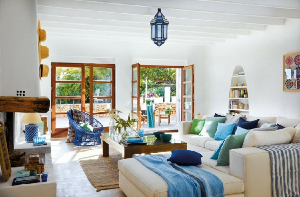 Jolie maison de charme rustique ibiza vivons maison for Jolie maison decoration