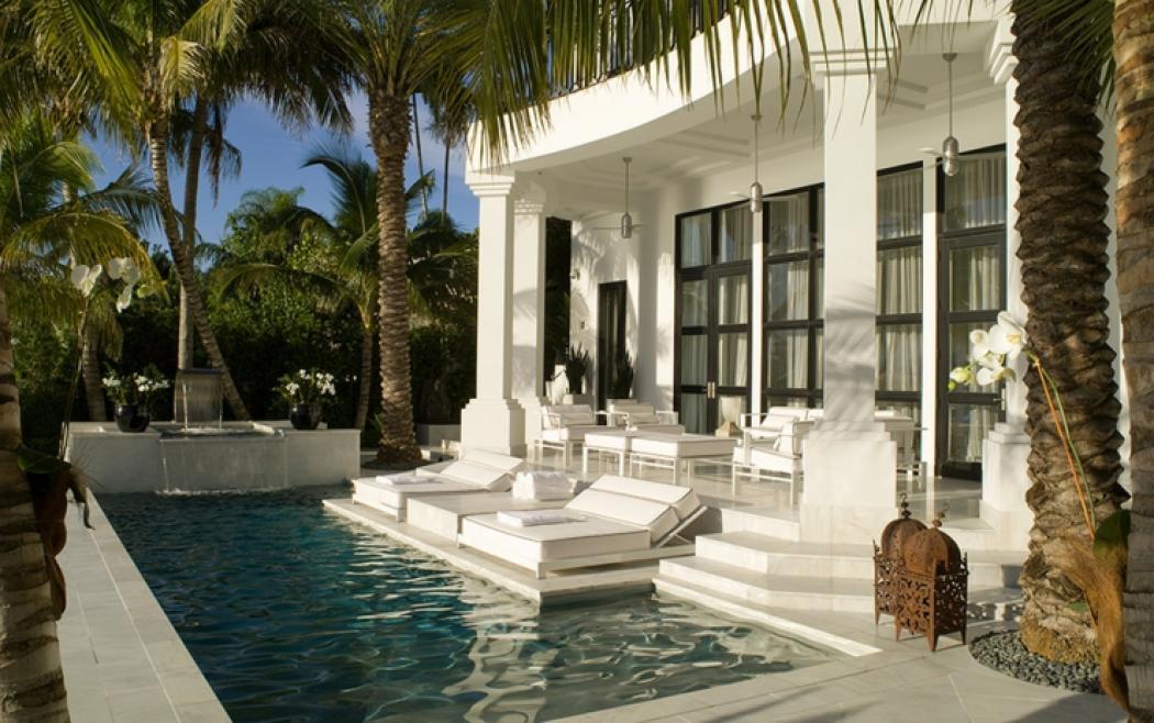 Magnifique demeure l int rieur design l gant vivons - Residence de luxe interieur design montya ...