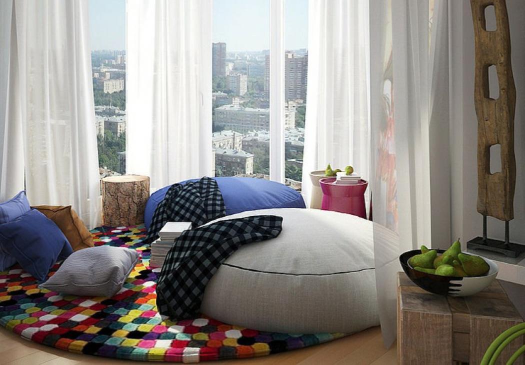 appartement design original russie saint petersbourg