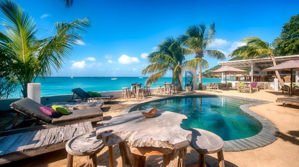 villa de luxe tourisme exotique