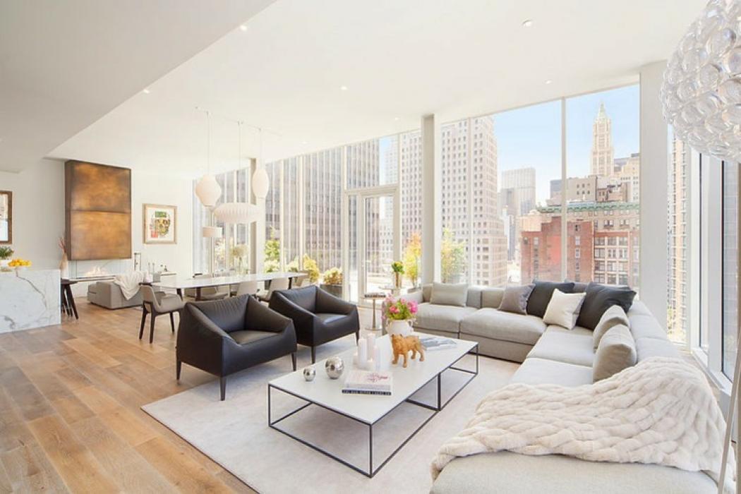 Un appartement moderne