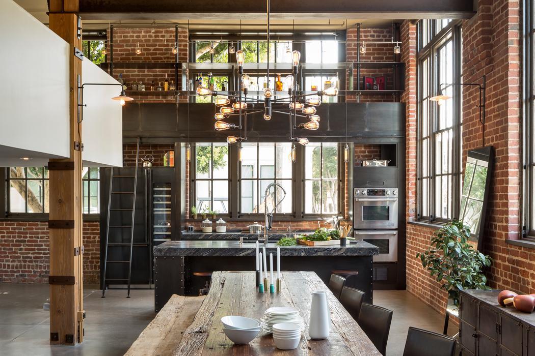 Maison Style Industriel