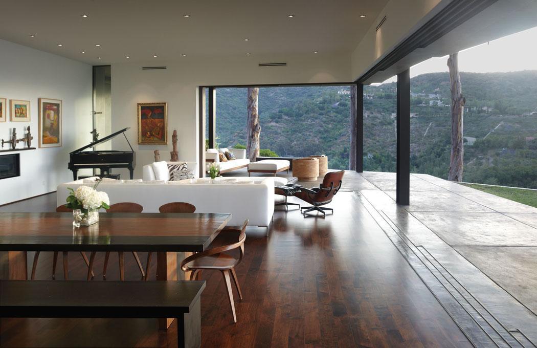propriété avec vue design luxueux