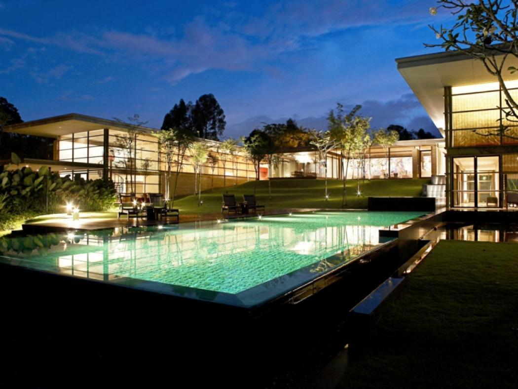 résidence de haut standing d'exception à Singapour