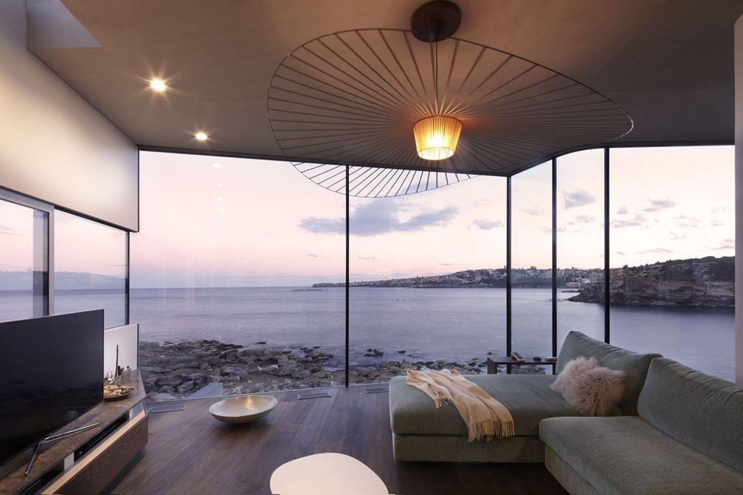 Reconstruction d une maison d architecte avec vue - Maison en australie avec vue magnifique sur locean ...