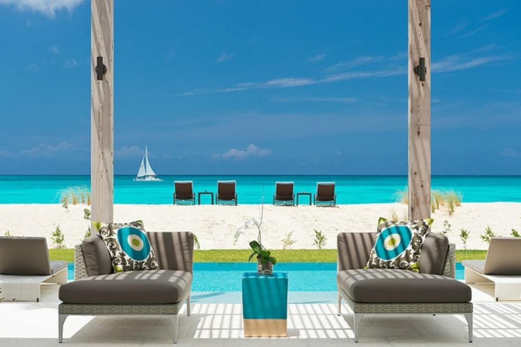 maison de vacances luxueuse caraïbes