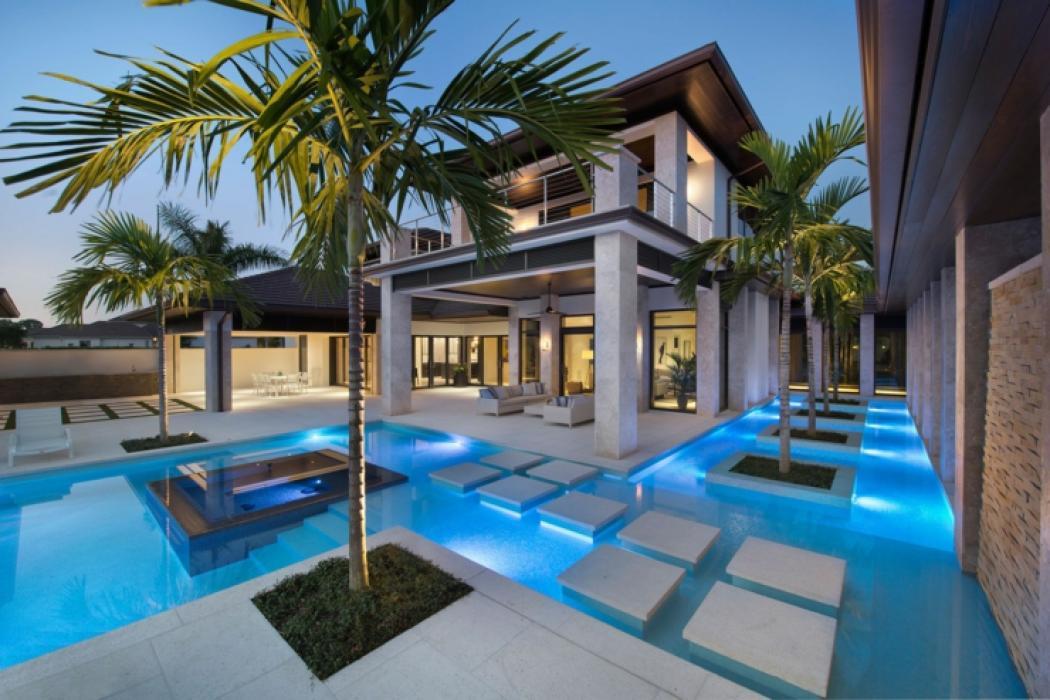résidence secondaire de luxe