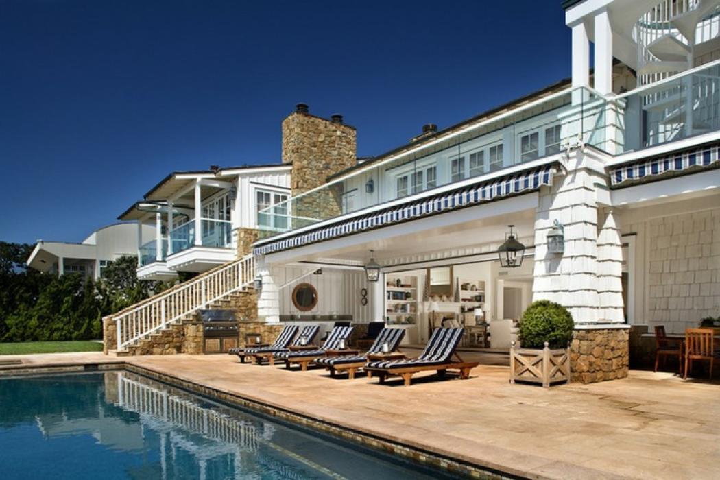 Maison de vacances sur la c te californienne vivons maison - Residence de vacances rustique dorset ...