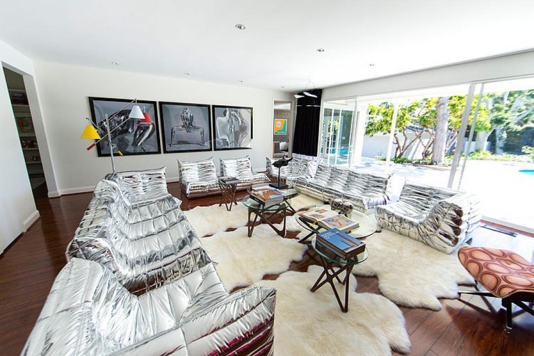 maison moderne beverly hills sign e maxime jacquet vivons maison. Black Bedroom Furniture Sets. Home Design Ideas